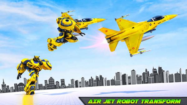 战斗机改造机器人破解版2020下载-战斗机改造机器人无限生命