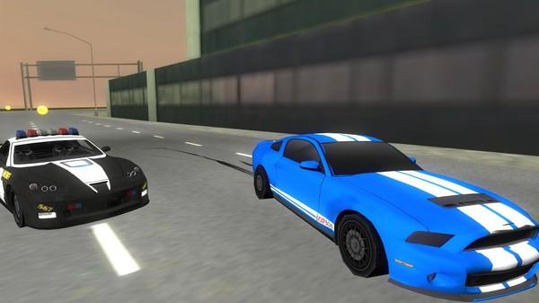 赛车司机竞技