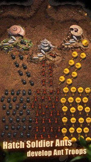行星蚂蚁中文无限金币版