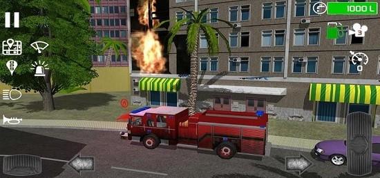 消防车模拟器2021