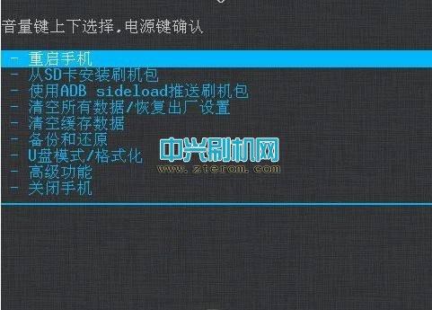 中兴U956中文recovery下载 完美不卡G3